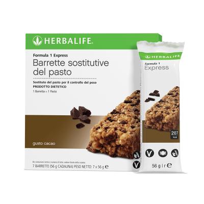 Formula 1 Barrette Cacao - 7 barrette