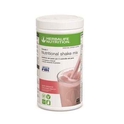 Herbalife Formula 1 Frullato - Lampone e Cioccolato bianco