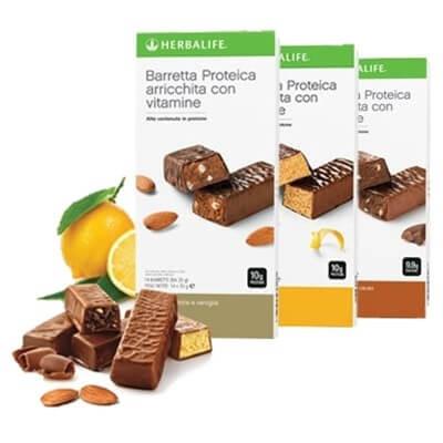 Barrette snack con vitamine - 14 barrette